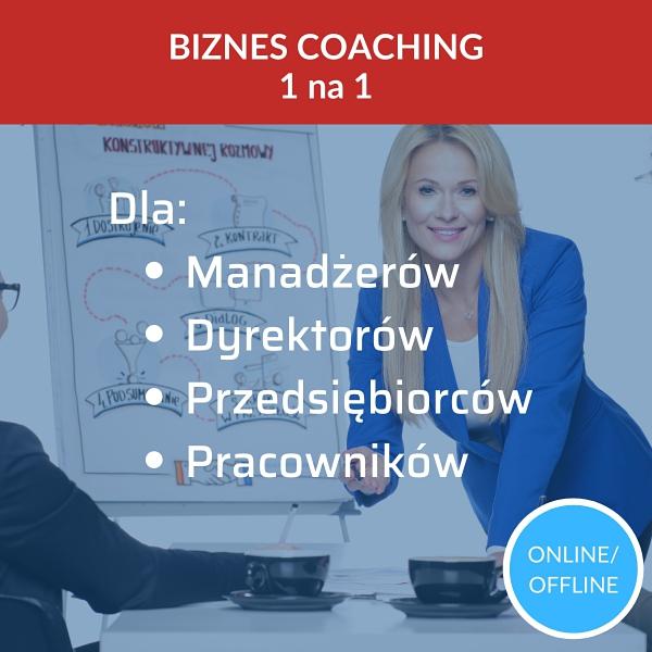 Coaching biznesowy - Warszawa, Kraków, Katowice, Poznań, Łódź, Szczecin